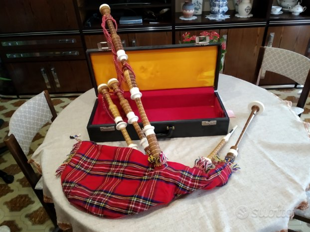 Cornamusa scozzese originale