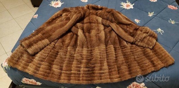 Cappotto pelliccia visone