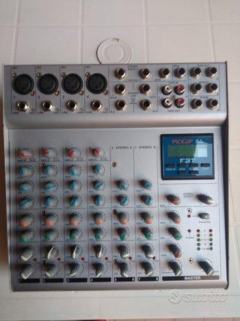 Mixer FBT amplificato