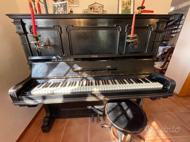 Pianoforte antico 800 primi 900