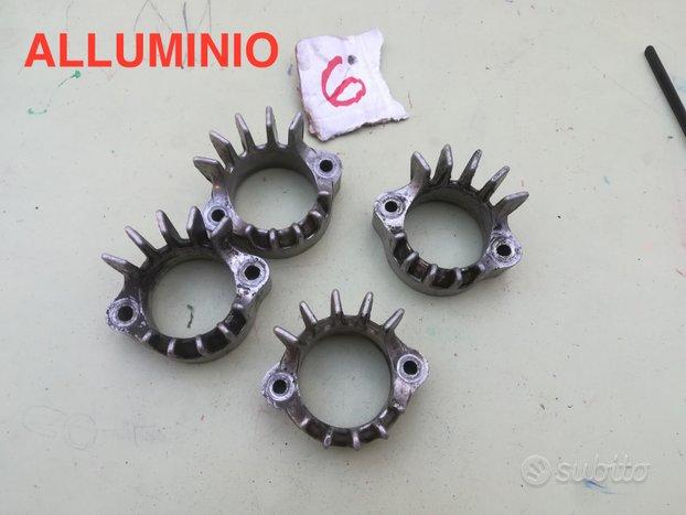 Ghiere marmitte alluminio, honda cb 900f bol d'or,