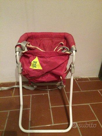 Zaino porta bimbi montagna Prenatal