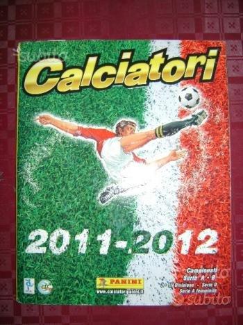 Album calciatori 2011 2012