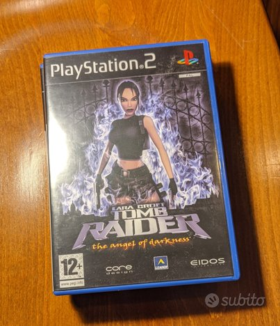 Tomb Raider the Angel of darkness PlayStation 2 it