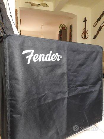 Amplificatore valvolare Fender hot rod deville