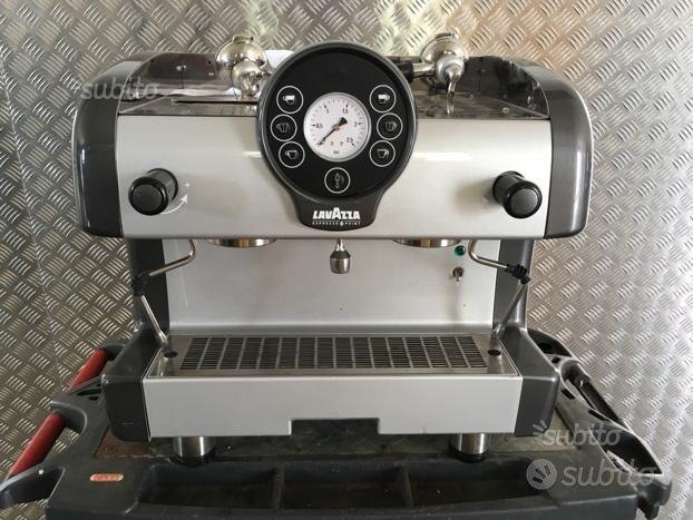 Macchina caffè lavazza EP 4100 capsule -no carta