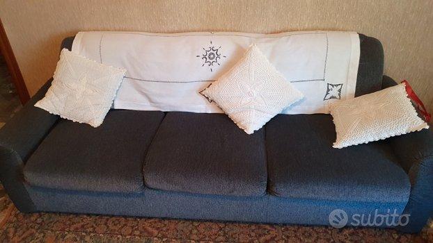 Antico divano come nuovo(2)