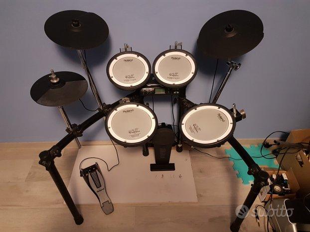 ROLAND TD4 KX V-Drum + Stand MDS4