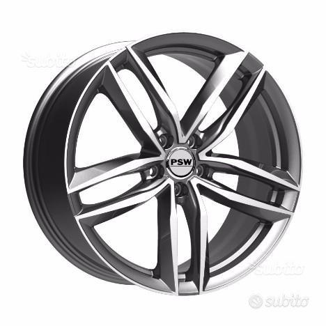 Cerchi In Lega Audi A3 A4 A3 PSW Vulcano 18 19 20