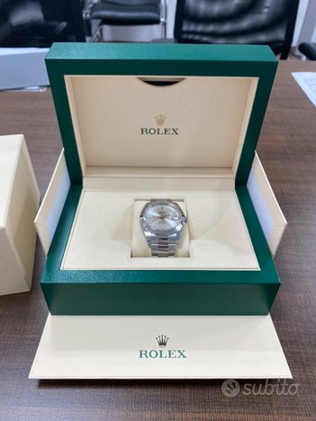 Datejust 41 Silver - 126300 Oysterstell