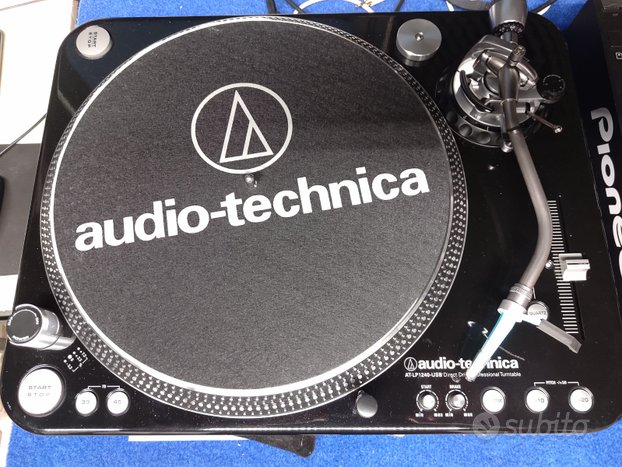 Audio technica at lp1240 usb