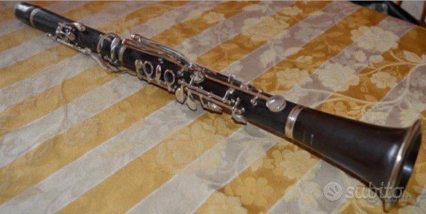 Clarinetto in ebano