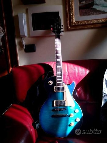 Guitar eko electric vl 480 by gibson