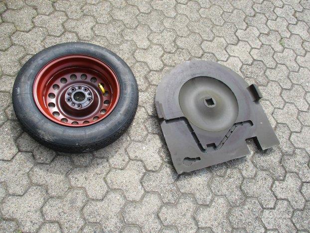 Mini-ruote scorta fiat lancia