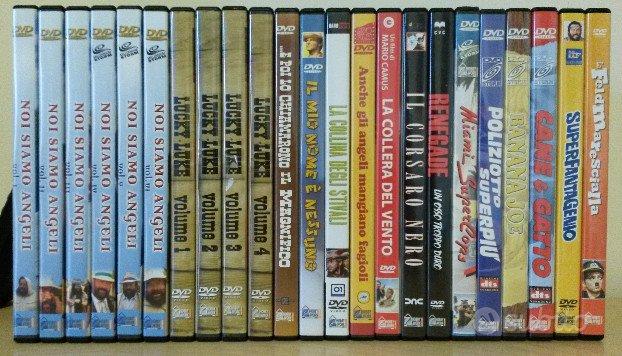 DVD NUOVI Bud Spencer & Terence Hill Film