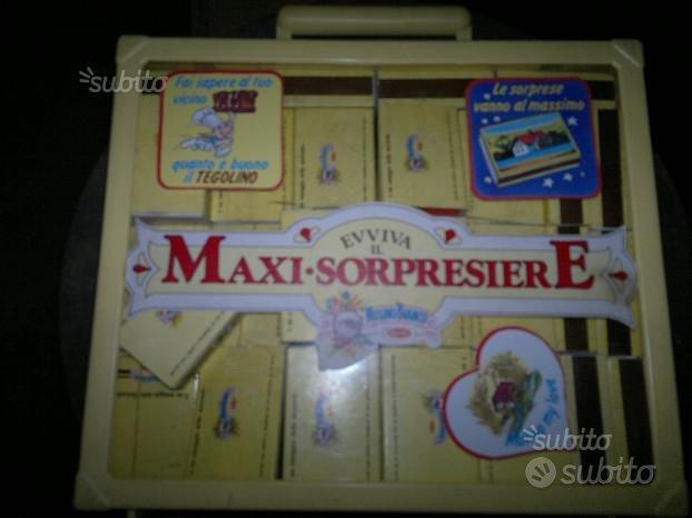 Maxi sorpresiere mulino bianco