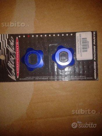 Registro precarico forcella Suzuki GSXR600. Nuovo