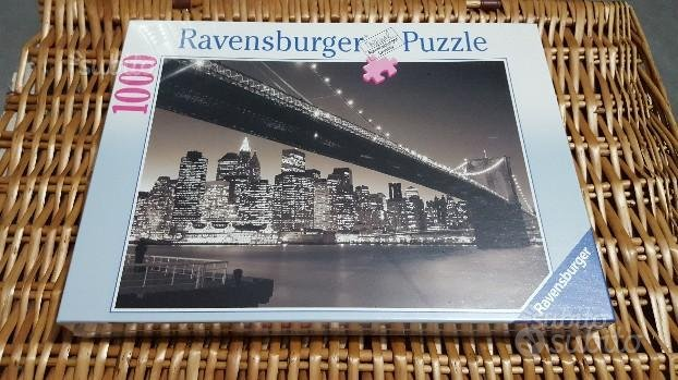 Puzzle ravensburger, fx schmid, play time