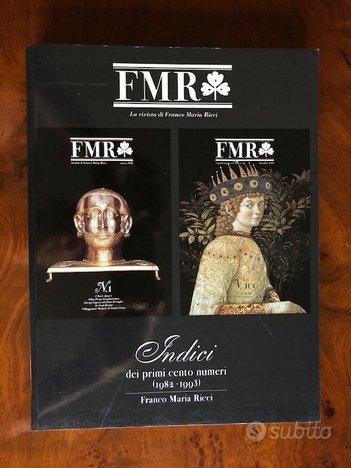 FMR la rivista d'arte più bella del mondo