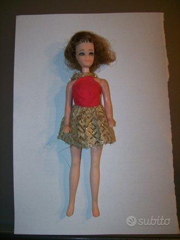Bambola Dawn, anni 70 e suoi abitini