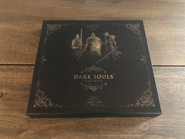 Dark Souls Trilogy Collector PC