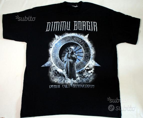 Maglietta Dimmu Borgir - XL
