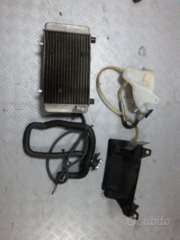 Yamaha Xmax 250 radiatore ventola
