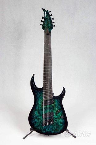 Blackat DC 8 FF chitarra elettrica 8 corde