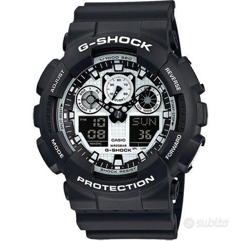 Casio G-Shock GA-100BW