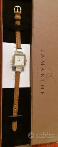 Orologio pelle per donna - Lamarthe Parigi nuovo