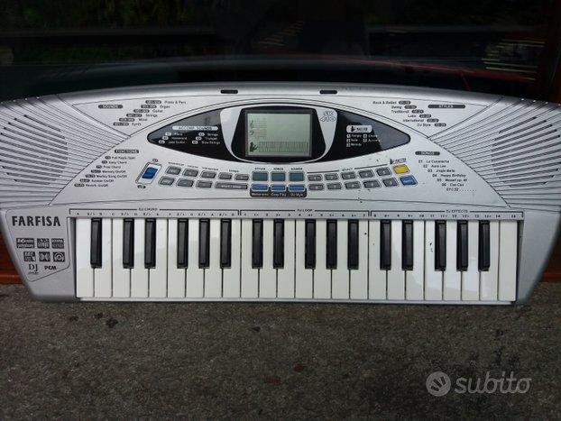Tastiera Farfisa sk410