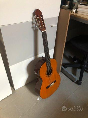 Yamaha Cs 40 - chitarra classica