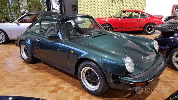 911 PORSCHE 3000SC COUPè ANNO 1981 CV 204