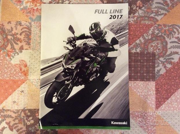 Brochure Kawasaki 2017