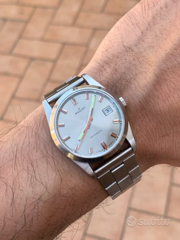 Orologio vintage anni 80 automatico