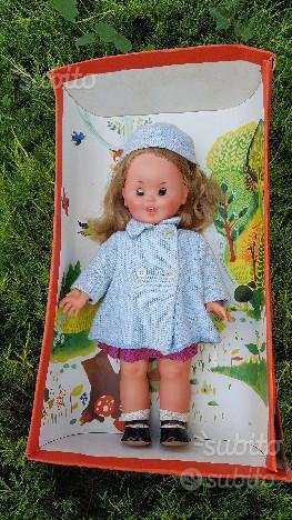 Bambola Furga Angelica vintage doll con scatola