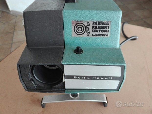 Proiettore vintage f.lli fabbri editori