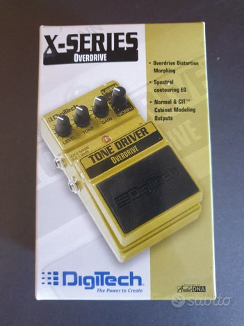 Digitech X-Series Overdrive