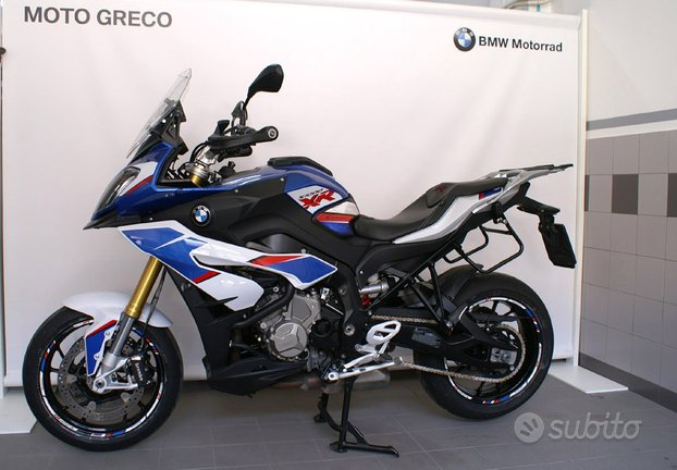 BMW S 1000 XR - Bicolore