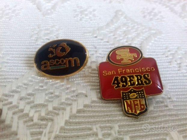 Pin spilla San Francisco 49ERS vintage