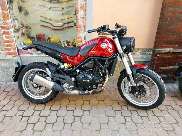 Nuova Benelli Leoncino 500 Trail My 2021 Euro 5