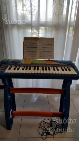 Pianola Bontempi usata