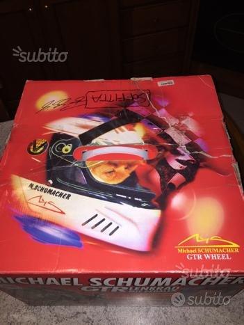 Michael Schumacher GTR Wheel PlayStation 2