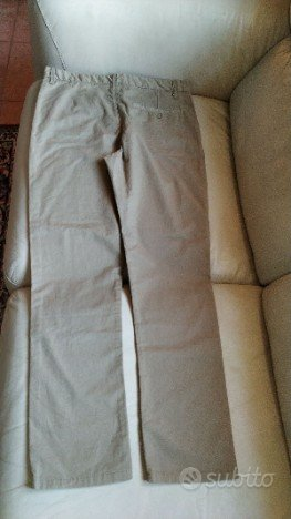 Pantaloni cotone 100% NUOVO