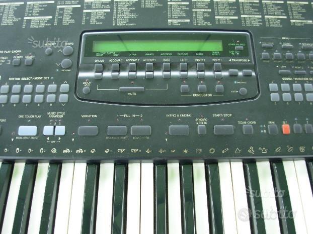 Tastiera Technics KN 1200