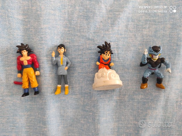 Lotto 5 - Action Figures DRAGONBALL