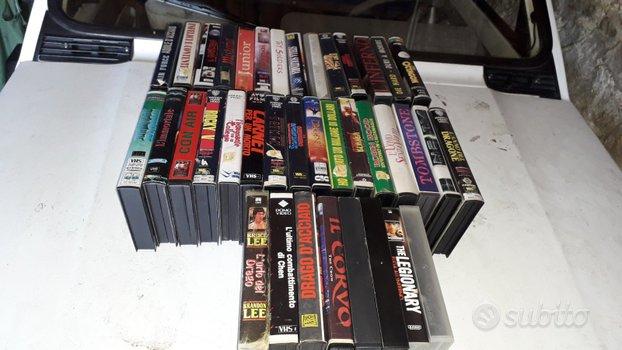 Videocassette videoregistratore
