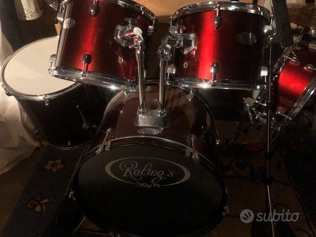 Batteria a percussione nuova