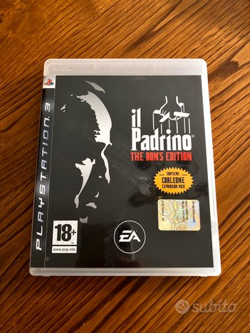 Il Padrino The Don's Edition Ps3