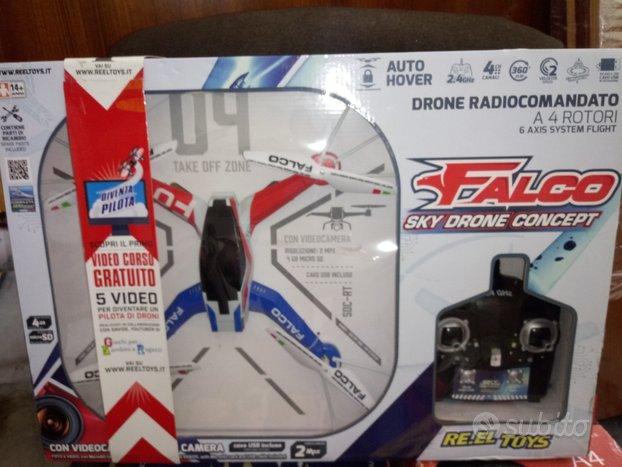 Drone re-el toys falco sky drone nuovo